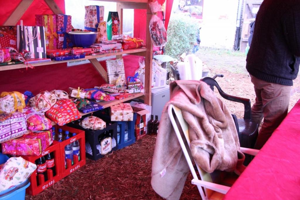 2. Hof Barniner Weihnachtsmarkt war erfolgreich