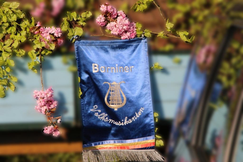 Empfang und Frühstück mit der Barniner Blaskapelle am 1.Mai 2017