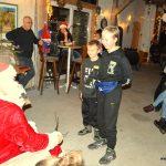 Weihnachtsfeier in Hof Barnin