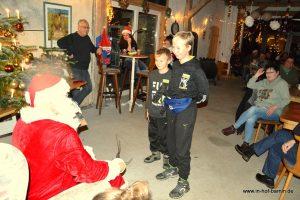 Weihnachtsfeier am 7.12.2019 in Hof Barnin